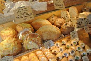 ユニオンベーカリーのパン