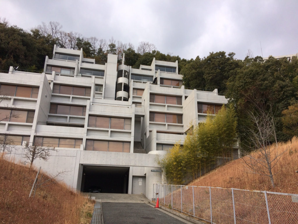 六甲アパート1